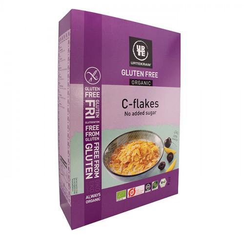 Urtekram Flakes Corn Glutenfri 375g EKO