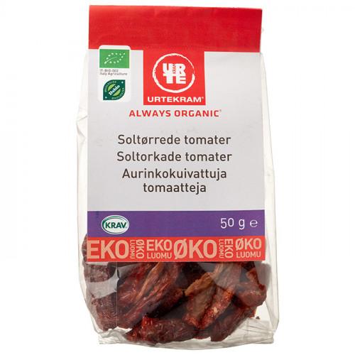 Urtekram Tomater Soltorkade 50g EKO