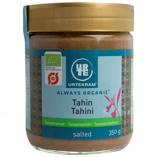Urtekram Tahini med Salt 350g EKO