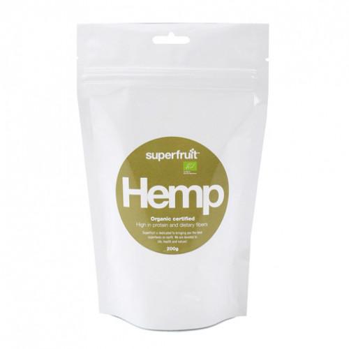 Superfruit Hemp Seeds 200g EU Organic