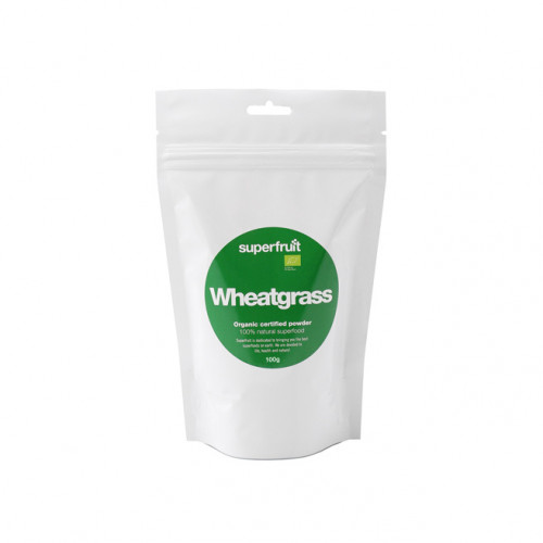 Superfruit Wheatgrass Powder 100g EU Organic