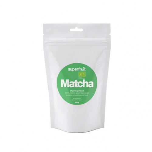 Superfruit Matcha Green Tea Powder 100g EU Organic