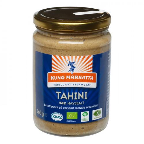 Kung Markatta Tahini med Salt 360g KRAV EKO