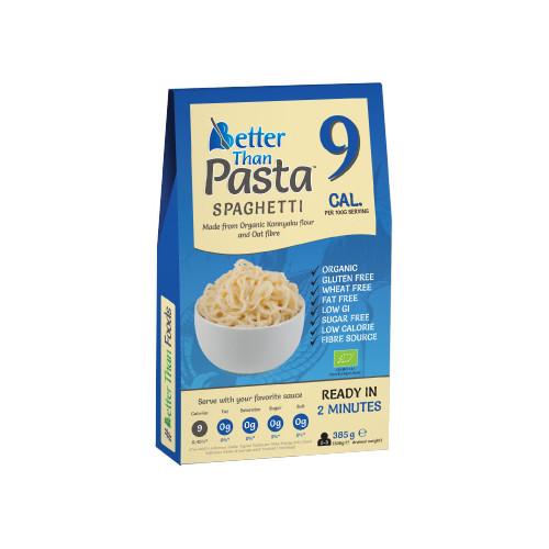 Better Than Foods Organic Better Than Pasta 385g