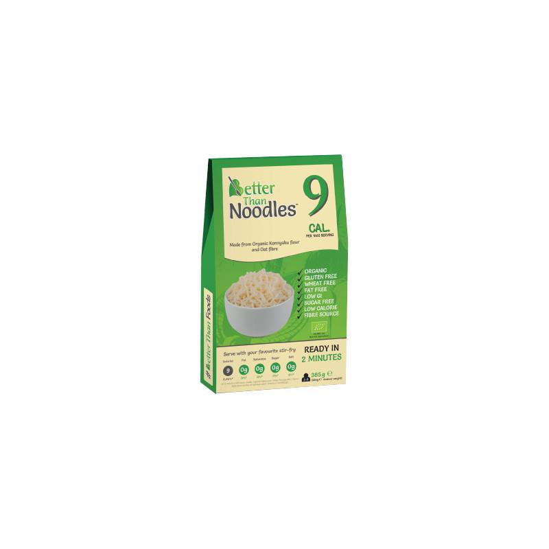 Better Than Foods Organic Better Than Noodles 385g