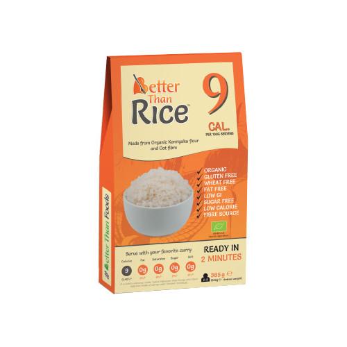 Better Than Foods Organic Better Than Rice 385g