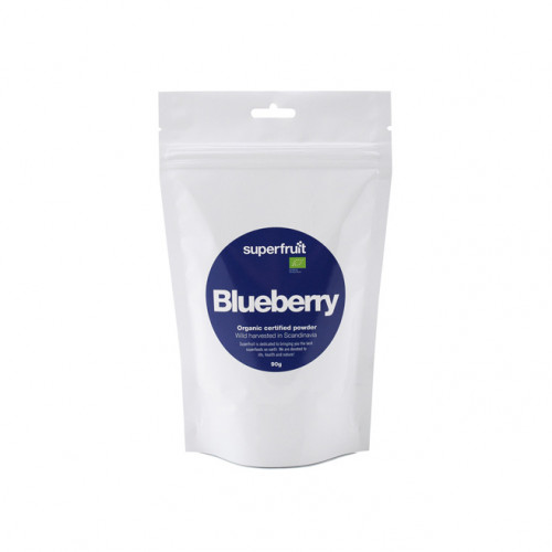Superfruit Blueberry Powder 90g EU Organic