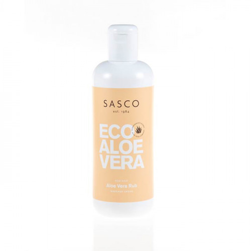 Sasco Sasco Aloe Vera Rub 500ml