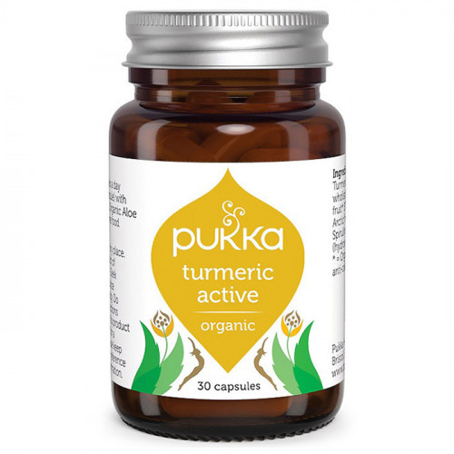Pukka Active Turmeric 30g EKO
