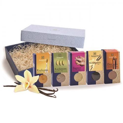 Sonnentor Presentbox Kryddor 160g