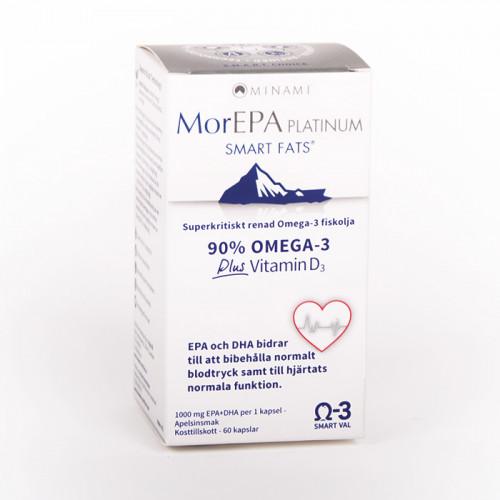 MorEPA MorEPA Platinum 25D 60k