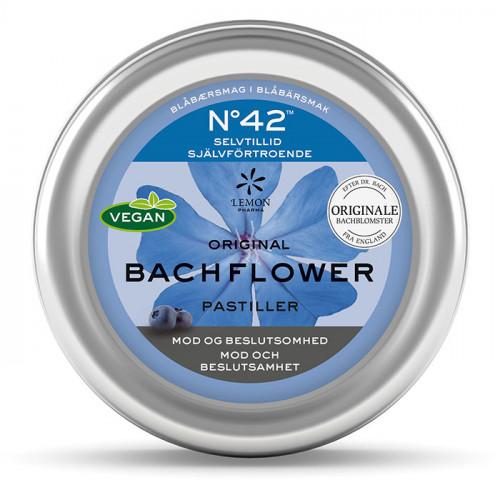 Bachblommor Bach pastiller  Självförtroende 50g