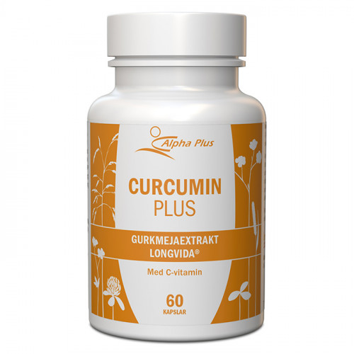 Alpha Plus Curcumin Plus 60k Vegan