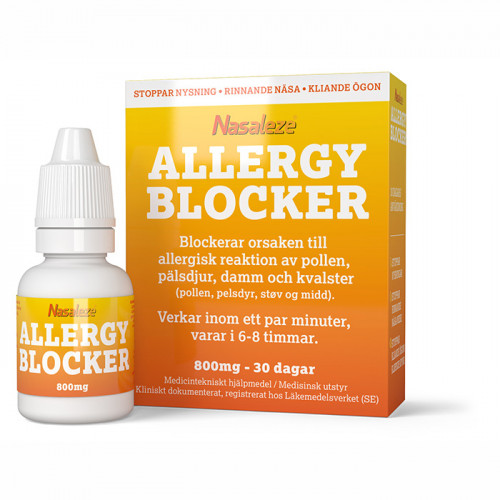 Nasaleze Nasaleze Allergy Blocker 800mg