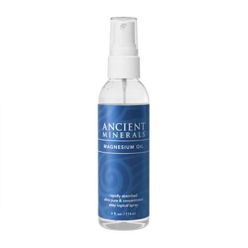 Ancient Minerals Magnesiumolja Spray 118ml