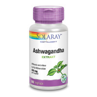 Solaray Ashwagandha Root 60k Veg