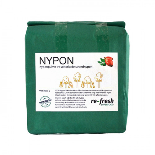 Re-fresh Superfood Nypon Superfood 1kg