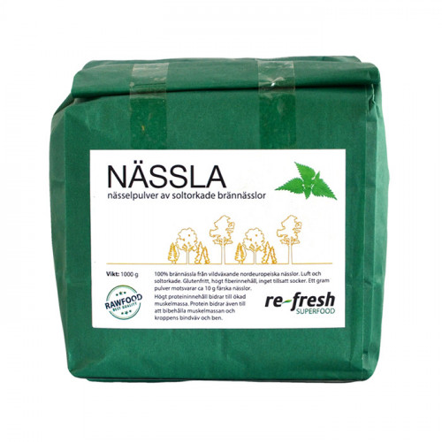 Re-fresh Superfood Brännässla Superfood 1kg