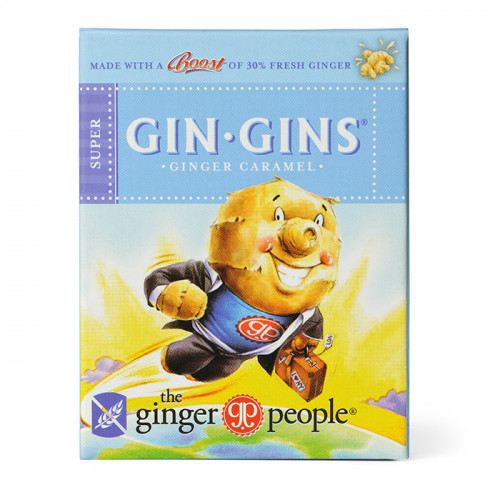 Ginger People Ginger People Super (boost) Ginger Candy 31g