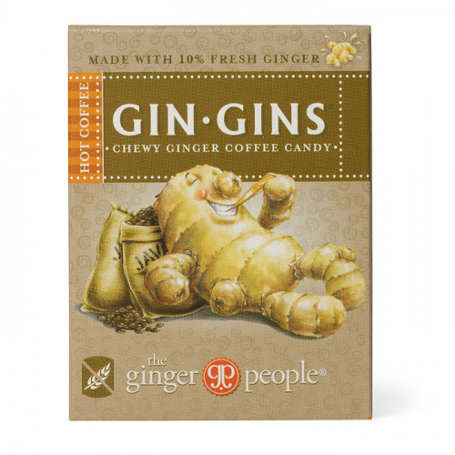 Ginger People Ginger People Hot Coffee Ginger Candy 42g