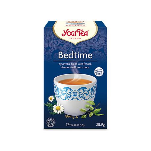 Yogi Tea Bed Time Te 17p KRAV EKO