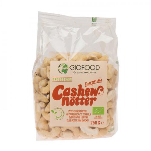 Biofood Cashew Hela 250g EKO