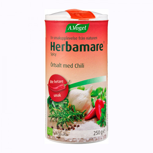 A.Vogel Herbamare Spicy 250 g EKO