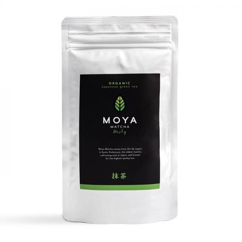 Moya Matcha Organic Moya Matcha Daily 100g