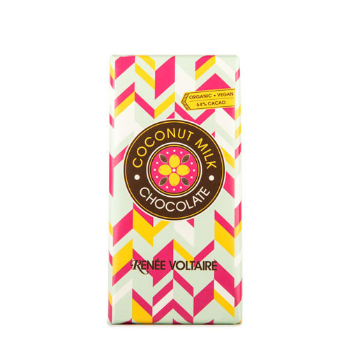 Renée Voltaire Chokladkaka med Kokosmjölk 80g EKO