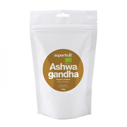 Superfruit Ashwagandha Powder 150g EU Organic