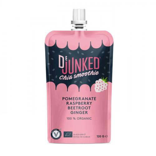 Dejunked Dejunked Chia Smoothie - Pink 120g EKO