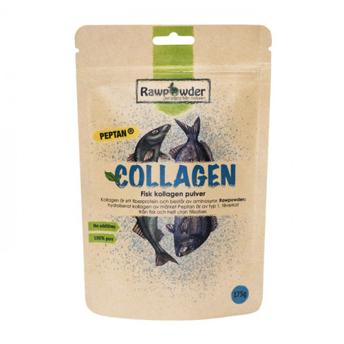 Rawpowder Collagen 175 g