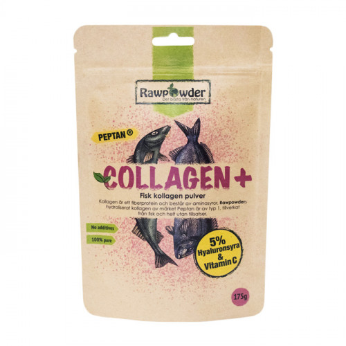 Rawpowder Collagen Plus 175 g