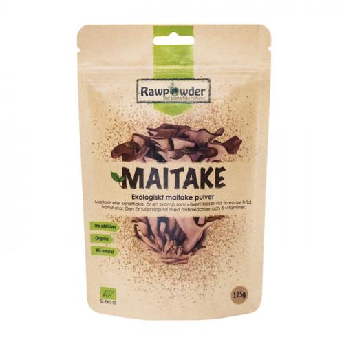 Rawpowder Maitake pulver EKO 125 g