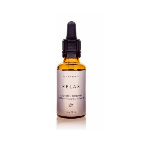 Nordic Superfood by Myrberg By Myrberg Oljor  - RELAX 30 ml