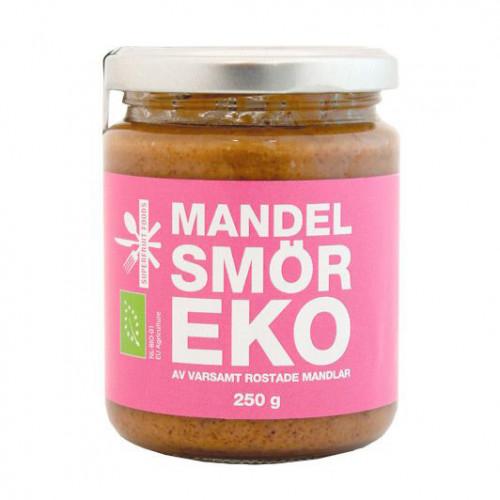 Superfruit Foods Mandelsmör  250g EU EKO