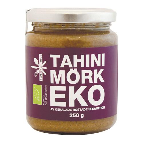 Superfruit Foods Tahini Mörk  250g EU EKO