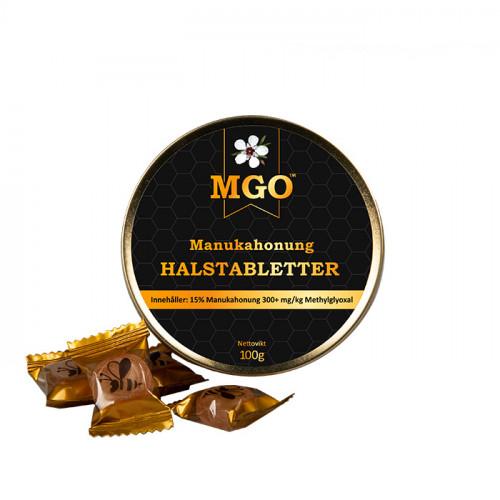 MGO® MGO Halstabletter Manukahonung 100g