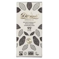 Divine Chocolate Divine Mörk Choklad 95% 80g EKO
