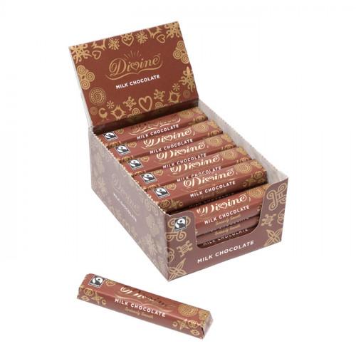 Divine Chocolate Divine Mjölkchoklad  35g