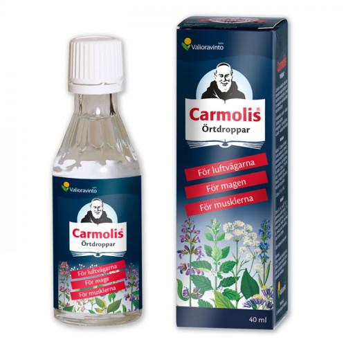 Carmolis Carmolis Örtdroppar 40 ml