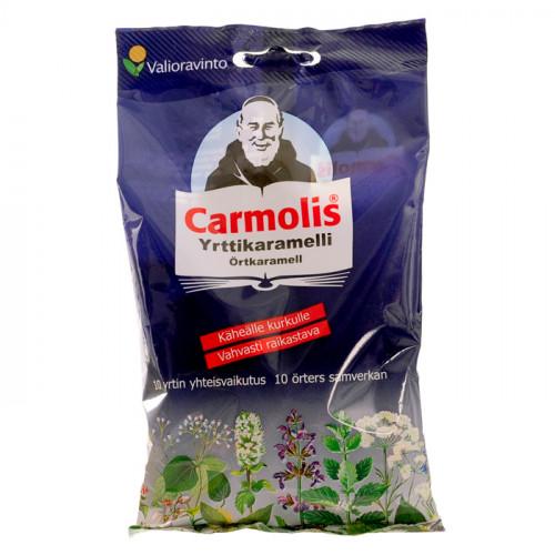 Carmolis Carmolis Örtkaramell Original 72 g