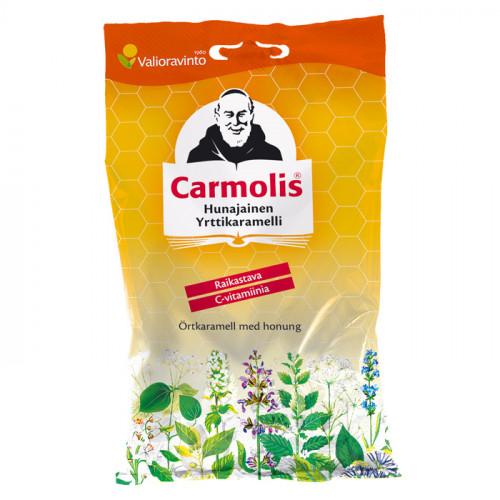 Carmolis Carmolis Örtkaramell Honung 72 g