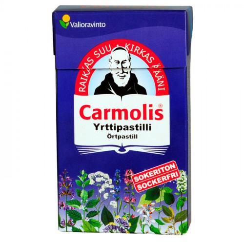 Carmolis Carmolis Örtpastill Original 45 g