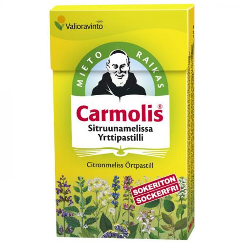 Carmolis Carmolis Örtpastill Citronmeliss 45 g