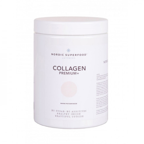 Nordic Superfood by Myrberg Collagen Premium Proteinpulver 300g