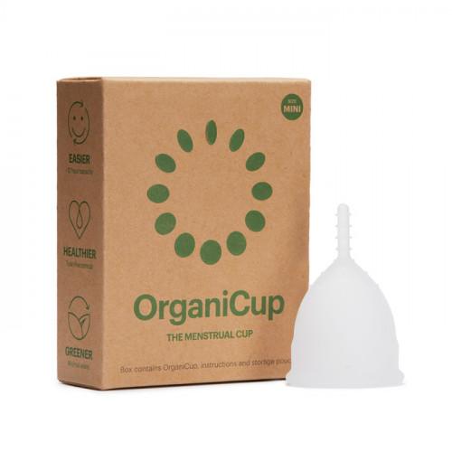 OrganiCup OrganiCup Menskopp Size Mini