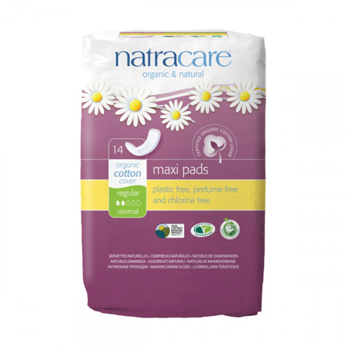 Natracare Binda Maxi Regular  14 st EKO