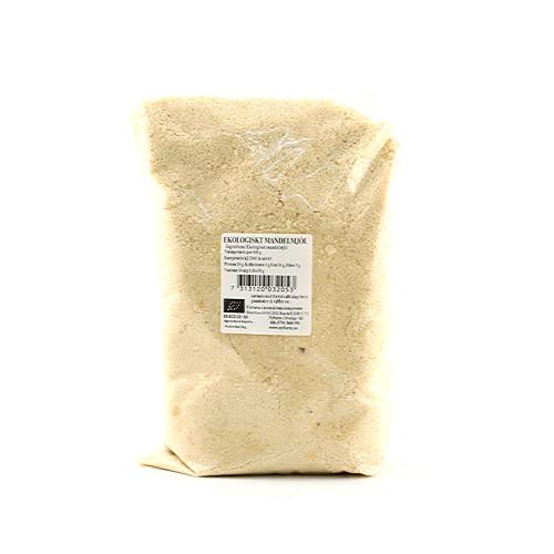 Bioterra Mandelmjöl 1kg EKO