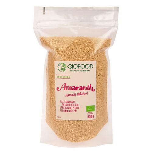 Biofood Amaranth 500g EKO